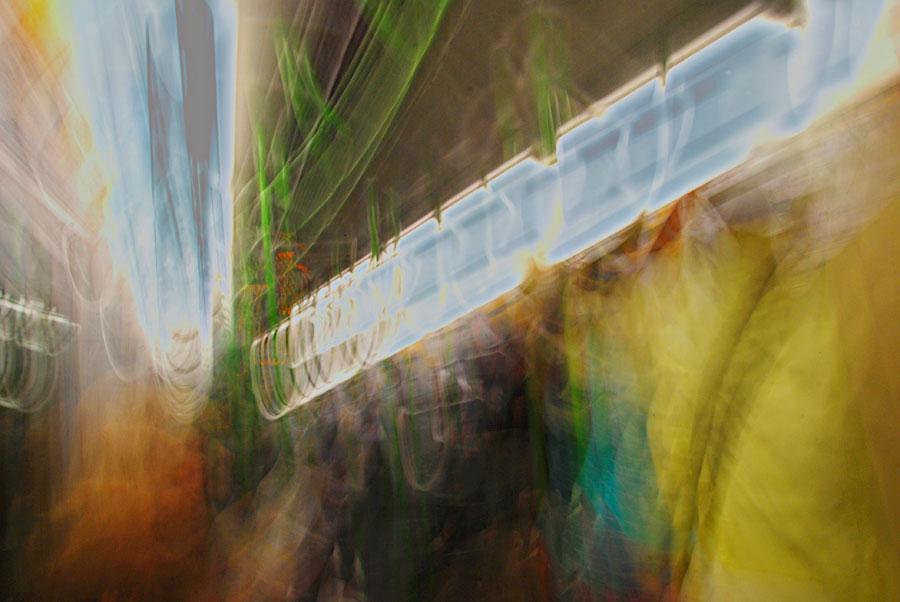 Supersonic metro
