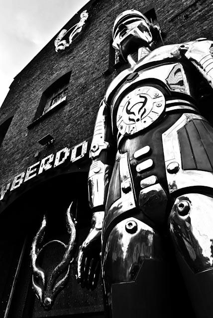 Cyberdog Camden Market