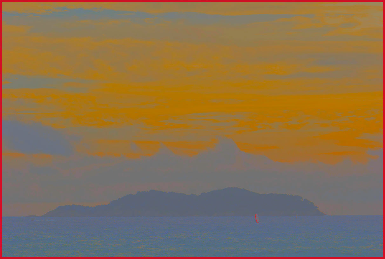 La plage de La Ciotat en couleur, comme l'aurait peinte Monet