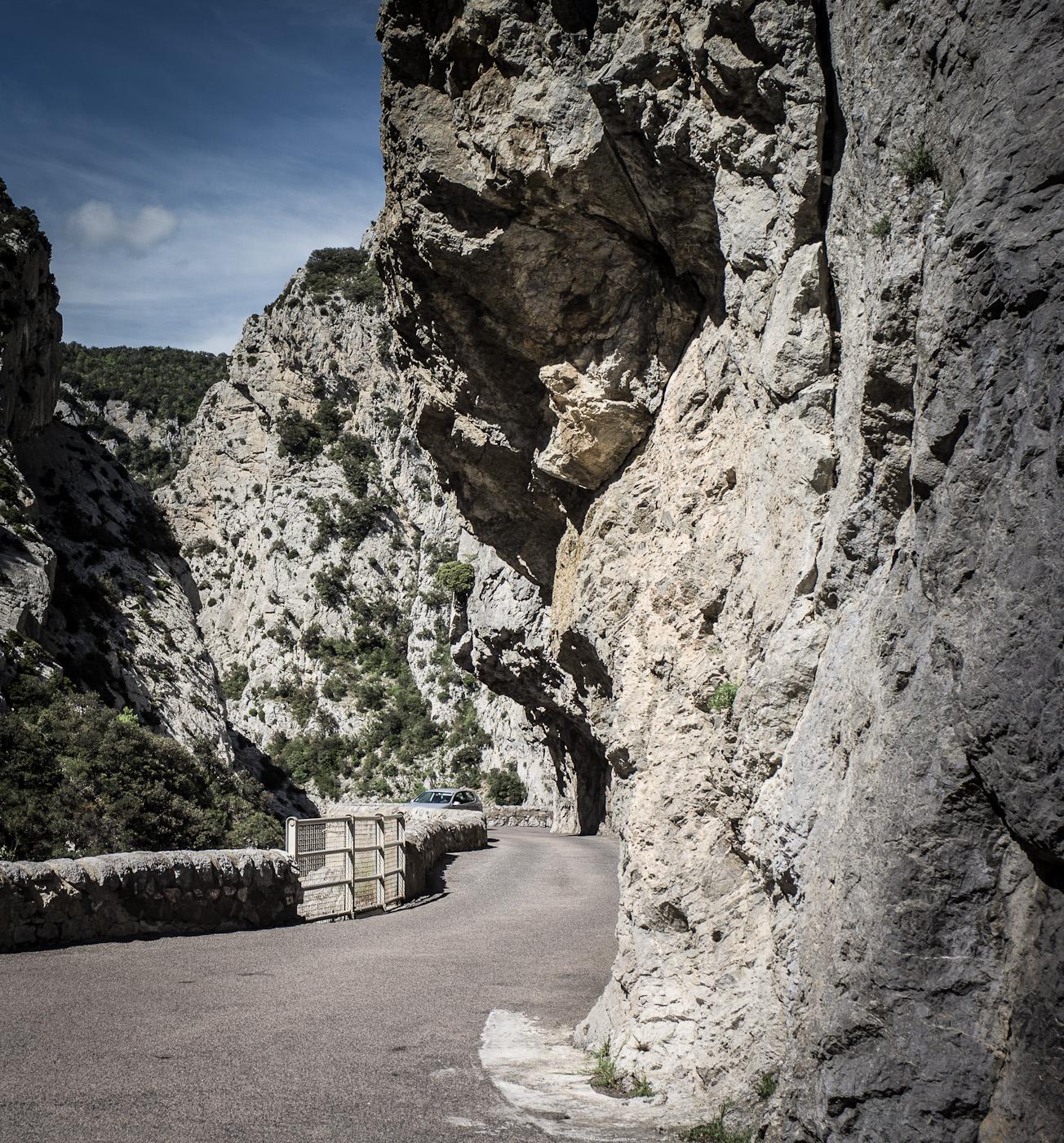 Galamus Gorges near Bugarach