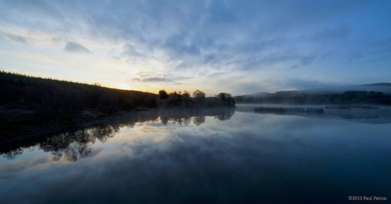 Loch Kendoon - another shot from a great weekend near Dumfries.