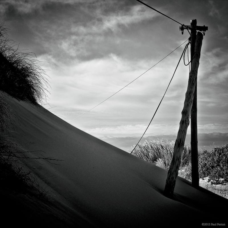 Betty's Bay sand dunes. Sony NEX-7, 50mm f1.4 Summilux.