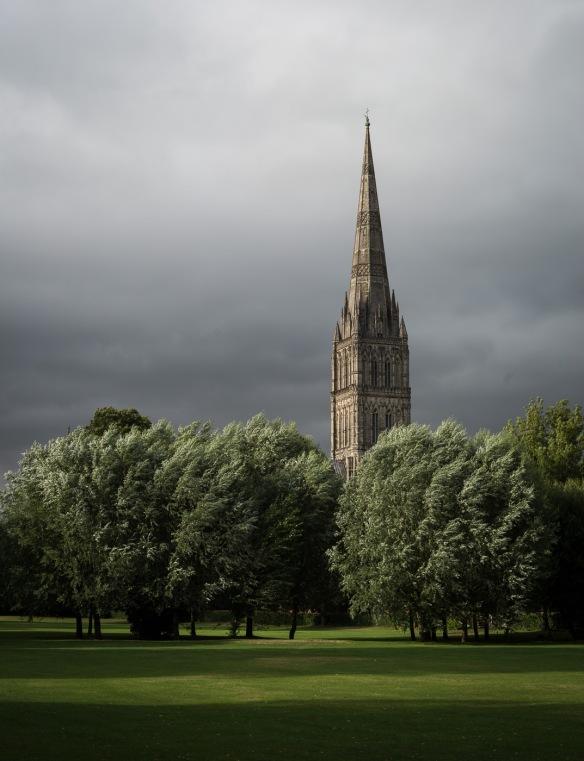 Cathedral spire - Nikon D800e & Leica Summicron-R 35/2