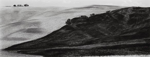 Between San Quirico d'Orcia and Pienza, Tuscany. 2000 (c) Michael A Smith