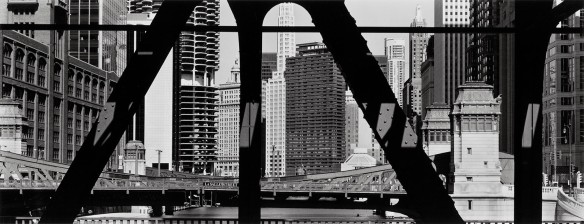 Chicago, Illinois. 2008. (c) Michael A Smith