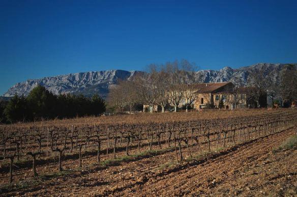 Sainte Victoire Farmstead - Sony A7r & Leica Summicron-R 50/2