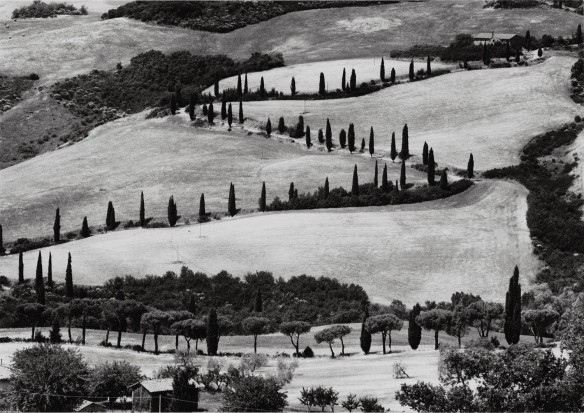 La Foce, Tuscany, 2000 (c) Paula Chamlee